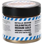 Rico Design Metallic Medium gold 187g