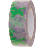 Paper Poetry Tape Camouflage 1,5cm 10m