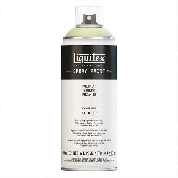 Liquitex Acrylspray 400ml pergament