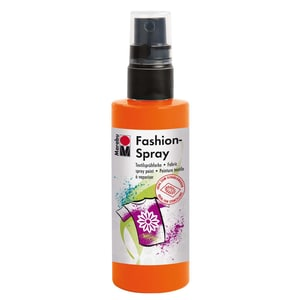 Marabu Fashion Spray 100ml rotorange