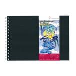 Hahnemühle Manga Layout & Illustrationsbuch spiralisiert 80g/m² A5