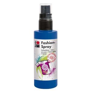Marabu Fashion Spray 100ml marineblau