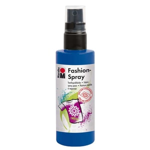 Marabu Fashion Spray 100ml marineblau