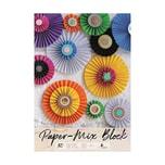Marpa Jansen Paper-Mix Block 10 Farben 130/170/300g/m² 30 Blatt A4