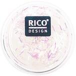 Rico Design Stäbchen Glitter 4g irisierend
