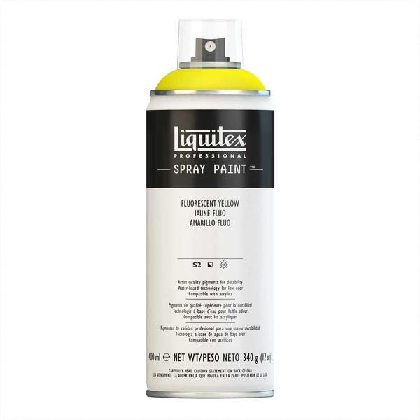 Liquitex Acrylspray 400ml gelb fluo