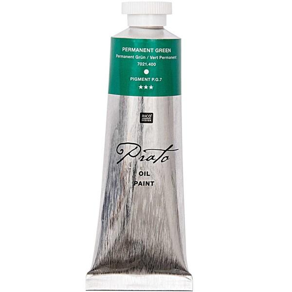 Rico Design Prato Ölfarbe 60ml permanentgrün