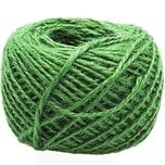 Juteschnur grün 2mm 50m