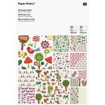 Paper Poetry Motivpapier Block Herbst 21x30cm 30 Blatt