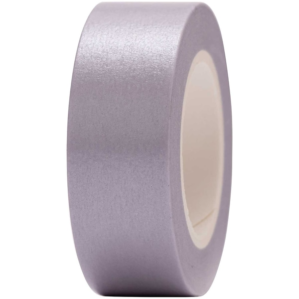 Paper Poetry Tape uni 15mm 10m flieder