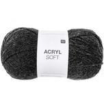 Rico Design Acryl Soft 50g 155m mittelgrau