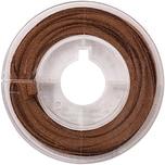 Rico Design Verloursband 2mm x 2,5m braun