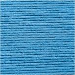 Rico Design Creative Cotton aran 50g 85m blau