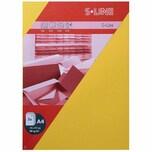 Artoz Bogen S-Line A4 80g/m² 5 Stück gelb