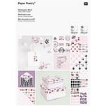 Paper Poetry Motivpapier Block Pattisserie 21x30cm 30 Blatt