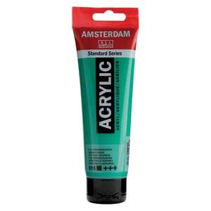 AMSTERDAM Acrylfarbe 120ml paul veronesgrün