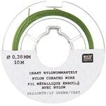 Rico Design Edelstahlseide 0,38mm 10m hellgrün