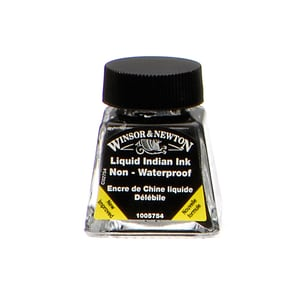 Winsor & Newton Zeichentusche 14ml indian ink
