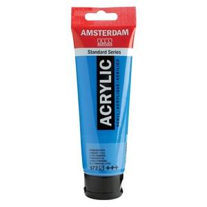 AMSTERDAM Acrylfarbe 120ml primärzyan