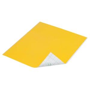 Duck Tape Bogen 21x25,4cm sunny yellow