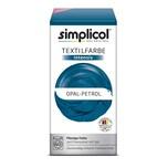 simplicol Textilfarbe intensiv 150ml opalpetrol