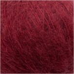 Rico Design Essentials Super Kid Mohair Loves Silk 25g 200m weinrot