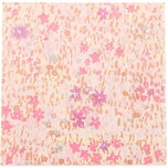 YEY! Let's Party Servietten Crafted Nature Blumenwiese rosa 33x33cm 20 Stück