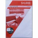 Artoz Kuvert S-Line C6 100g/m² 5 Stück weiß