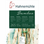 Hahnemühle Block Bamboo Mixed Media 265g/m² 25 Blatt 24 x 32 cm