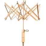 KnitPro Wollhaspel Holz