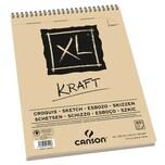 Canson XL Spiralblock Kraft A4 60 Blatt