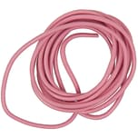 Rico Design Lederband 1,5mm 1m pink