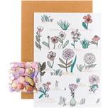 Paper Poetry Grußkartenset Hygge Flowers