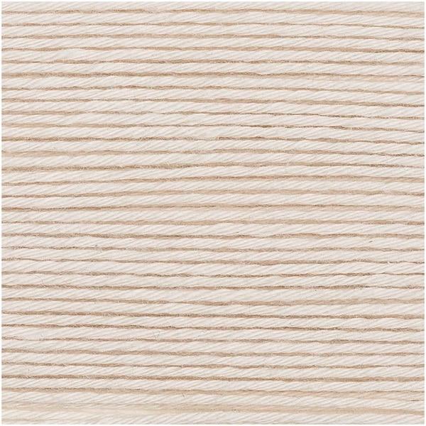 Rico Design Baby Cotton Soft dk 50g 125m natur