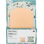 Paper Poetry Geschenkschachteln Jardin Japonais Kraniche 6 Stück