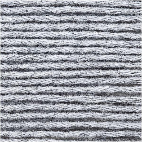 Rico Design Essentials Alpaca Blend chunky 50g 90m blaugrau