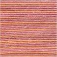 Rico Design Baby Cotton Soft Print dk 50g 125m orange-rosa