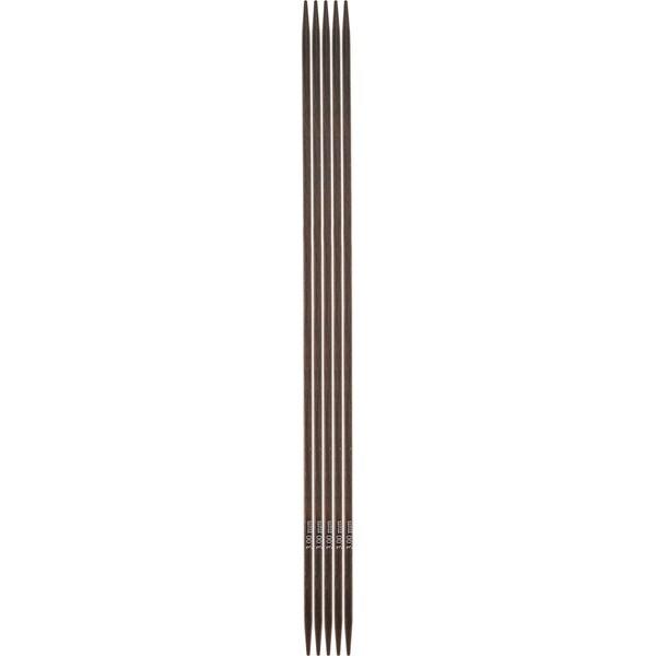 KnitPro Nadelspiel 20cm Birkenholz 3,0