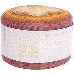 Rico Design Creative Cotton Dégradé Super6 200g 800m senf mix