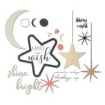 Sizzix Framelits Die Set Stamps Make a Wish