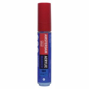 AMSTERDAM Marker 15mm ultramarin
