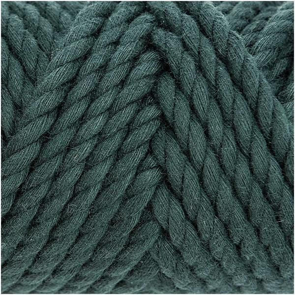 Rico Design Creative Cotton Cord 130g 25m petrol