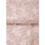 Rico Design Paper Patch Papier Buissons rosa 30x42cm Hot Foil