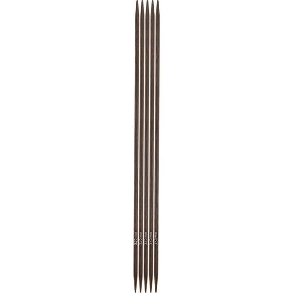 KnitPro Nadelspiel 20cm Birkenholz 3,5