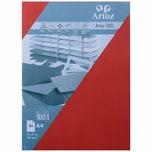Artoz Bogen Serie 1001 A4 5 Stück rot