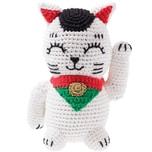 Rico Design Häkelset Ricorumi Set Lucky Cat