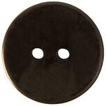 Rico Design Knopf schwarz 20mm 12 Stück