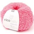 Rico Design Baby Teddy aran 50g 135m rosa