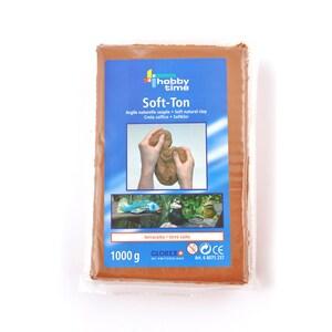 GLOREX Soft-Ton terracotta 1 kg