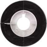 Rico Design Verloursband 2mm x 2,5m schwarz